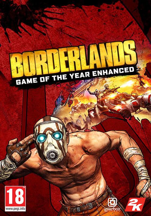Cover - Borderlands