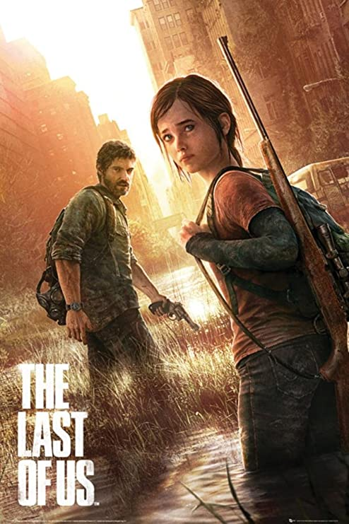 Cover - The Last of Us