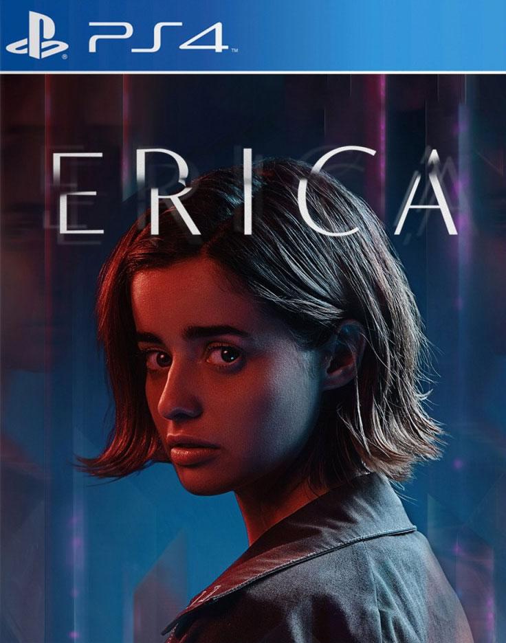 Cover - Erica