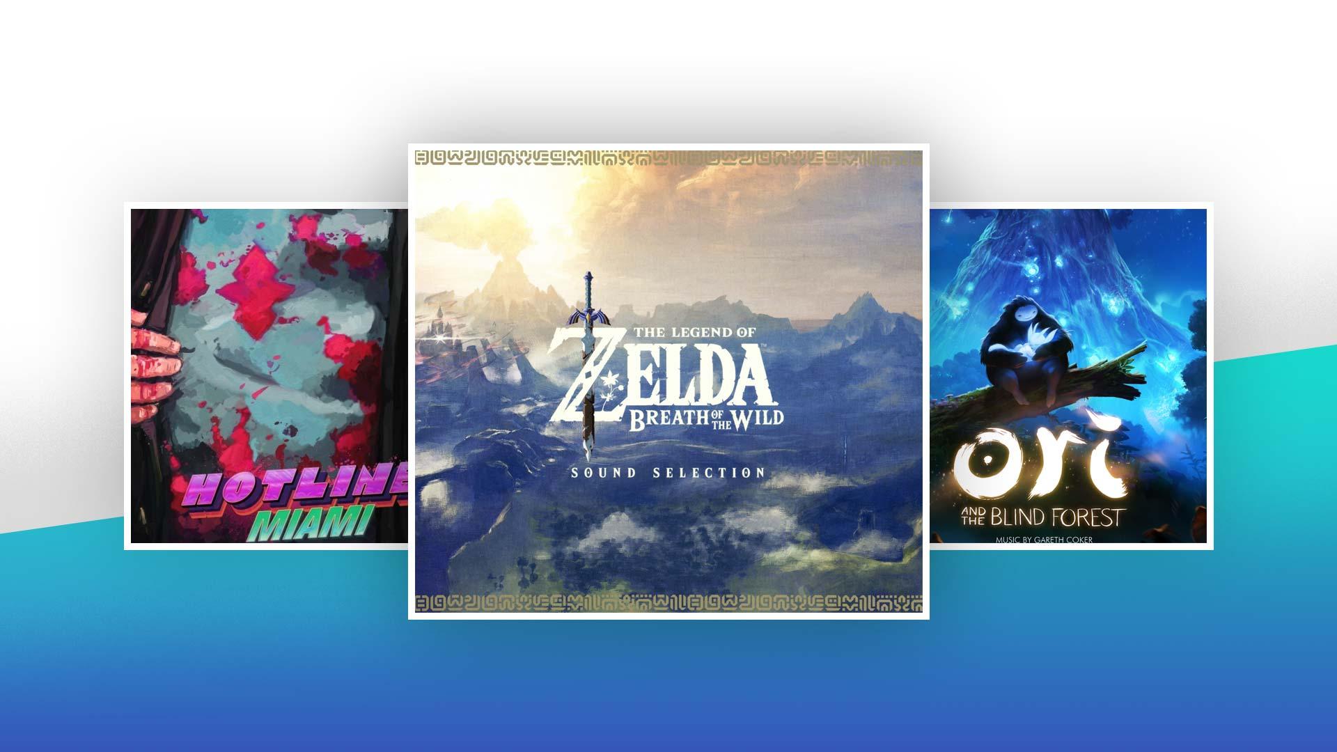 De favoriete gamesoundtracks van de redactie | Pixel Vault