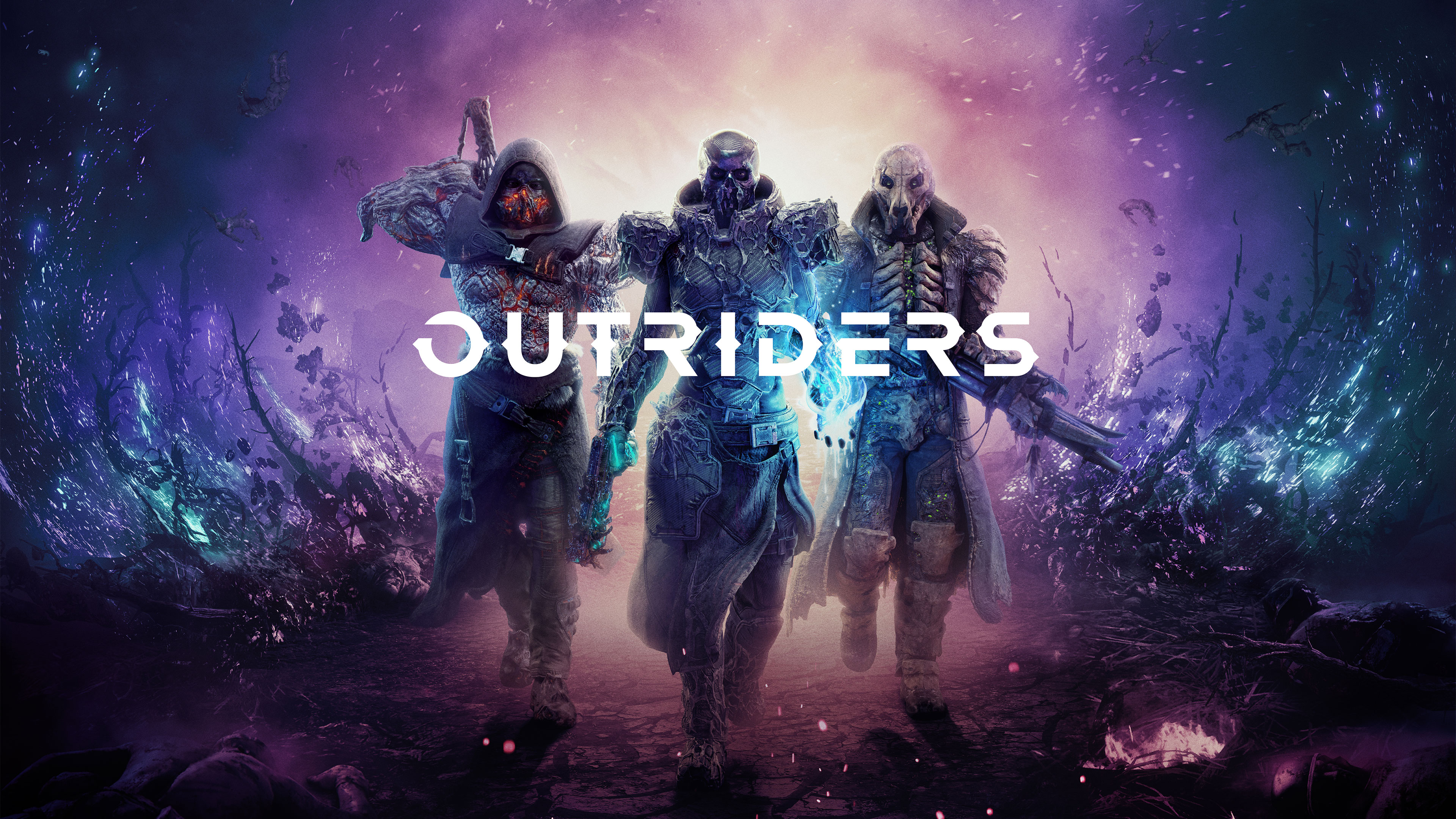 Outriders   Pixel Vault