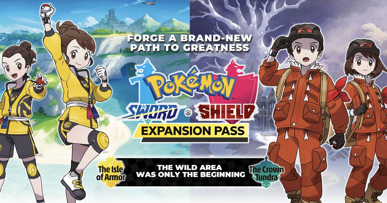 Pokémon Sword / Shield