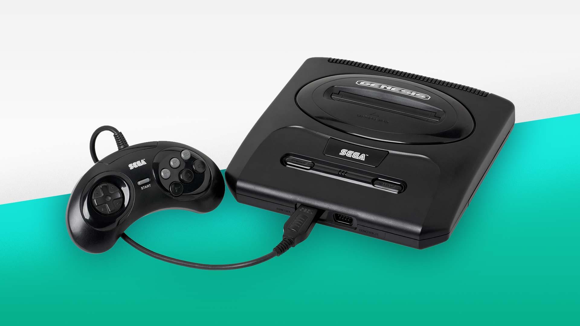 Sega Genesis   Pixel Vault