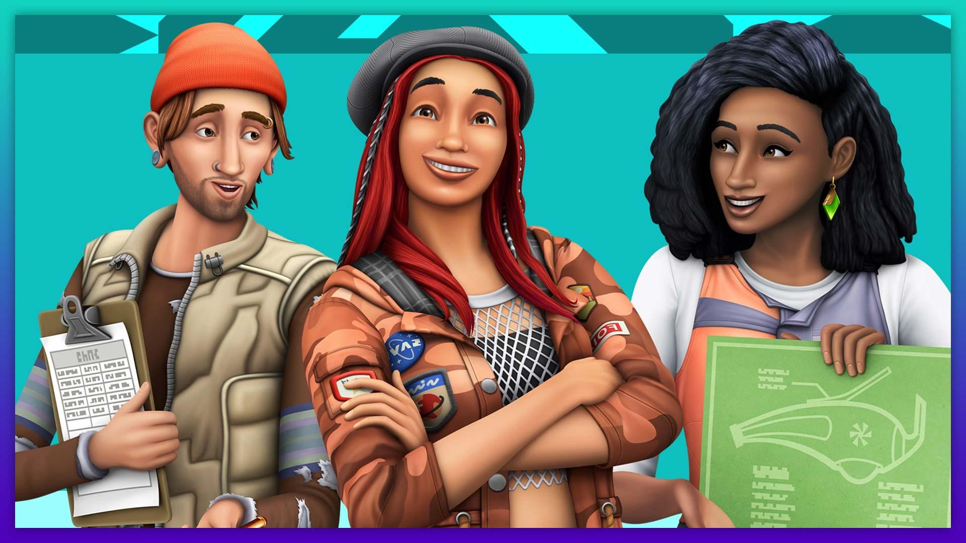 De Sims 4: Ecologisch Leven | Pixel Vault