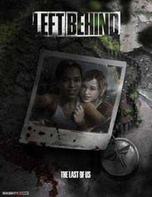 Cover - The Last of Us: Left Behind