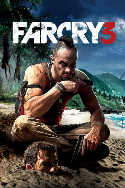 Cover - Far Cry 3