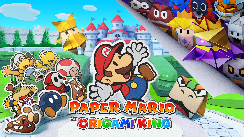 Paper Mario: The Origami King | Pixel Vault