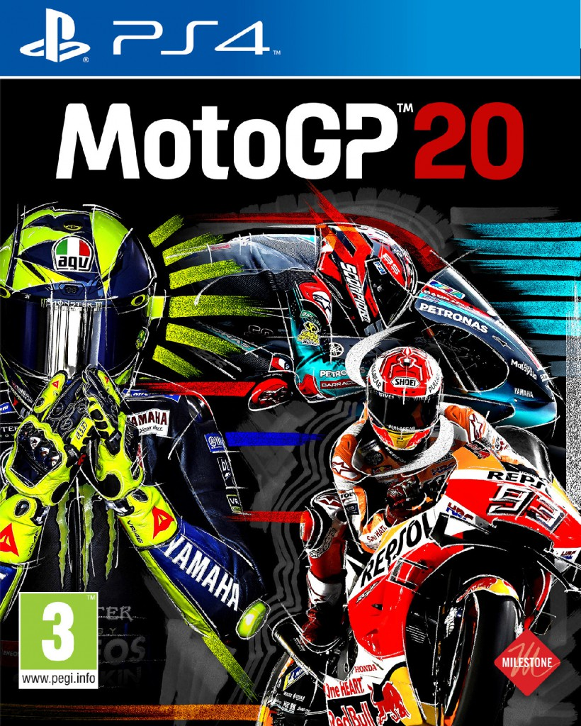 Cover - MotoGP 20