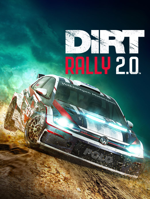Cover - Dirt Rally 2.0
