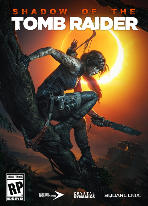 Cover - Shadow of the Tomb Raider