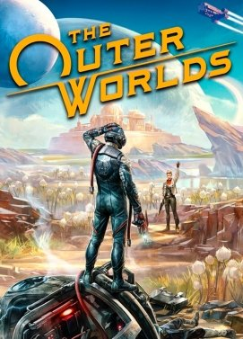 Cover - The Outer Worlds