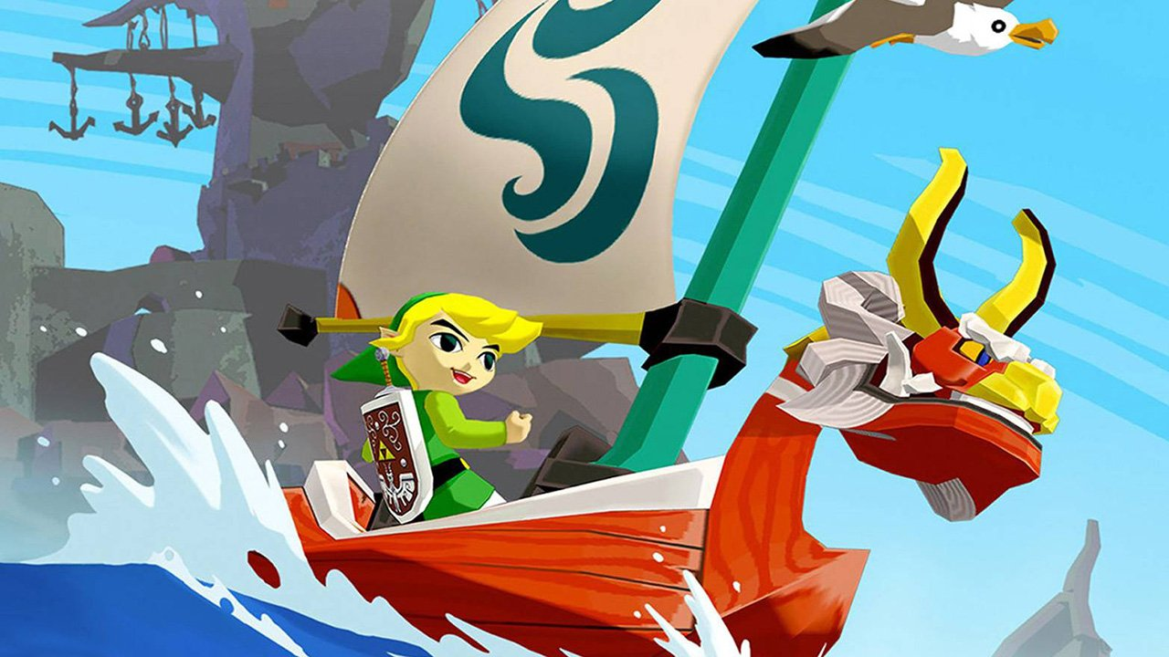 The Legend of Zelda: Wind Waker | Pixel Vault