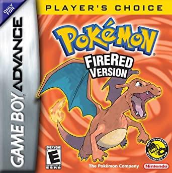Cover - Pokémon FireRed / LeafGreen