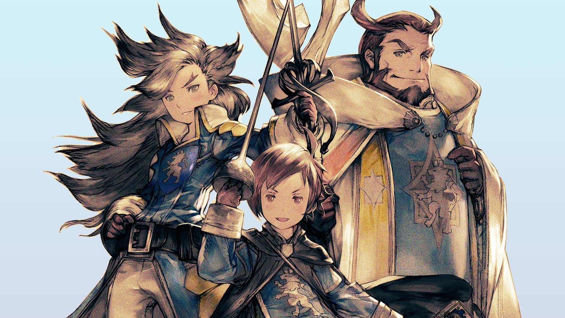 Bravely Second: End Layer | Pixel Vault