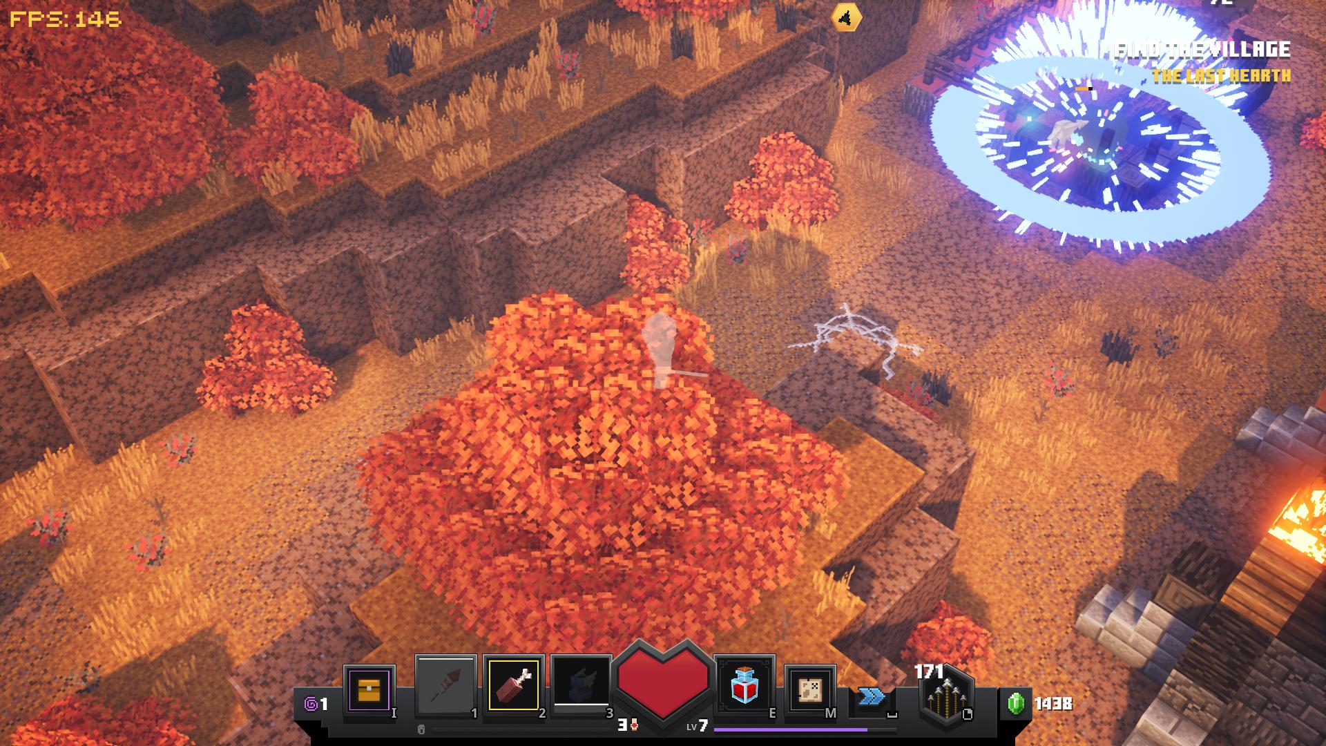 Minecraft: Dungeons   Pixel Vault