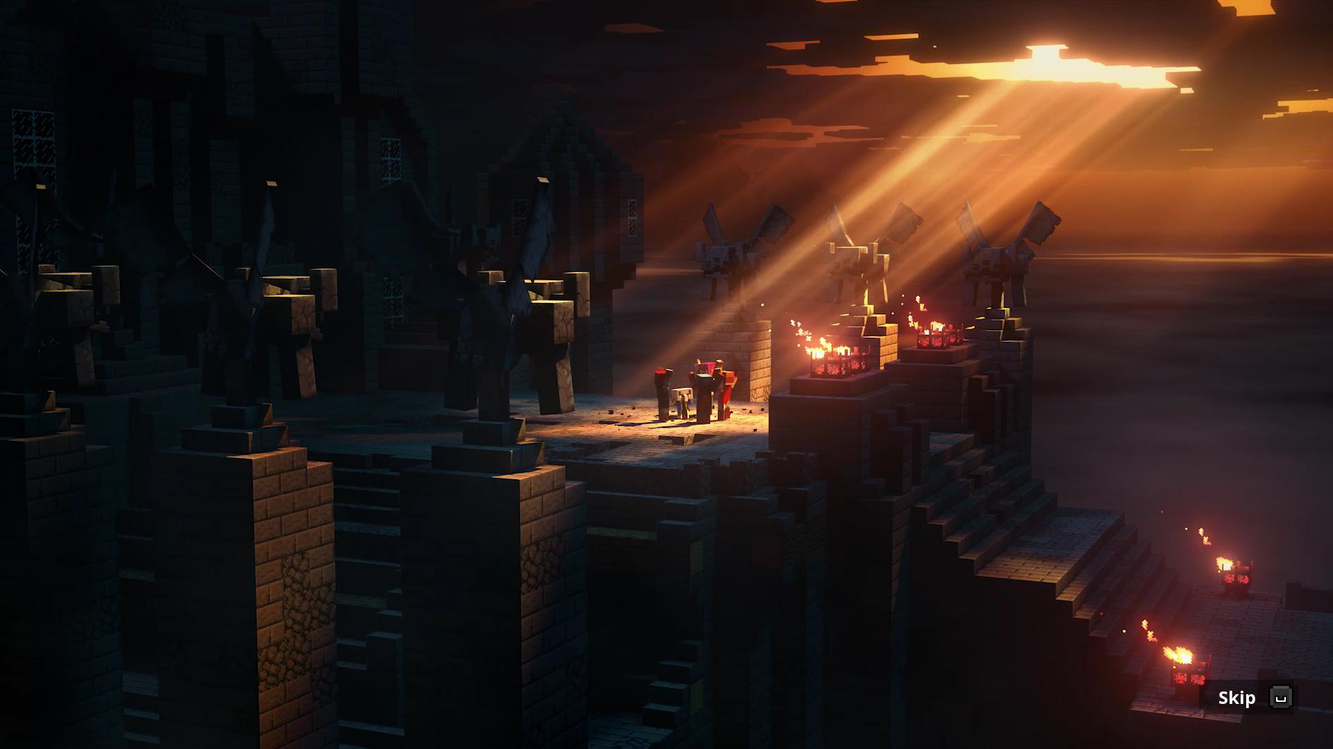 Minecraft: Dungeons | Pixel Vault