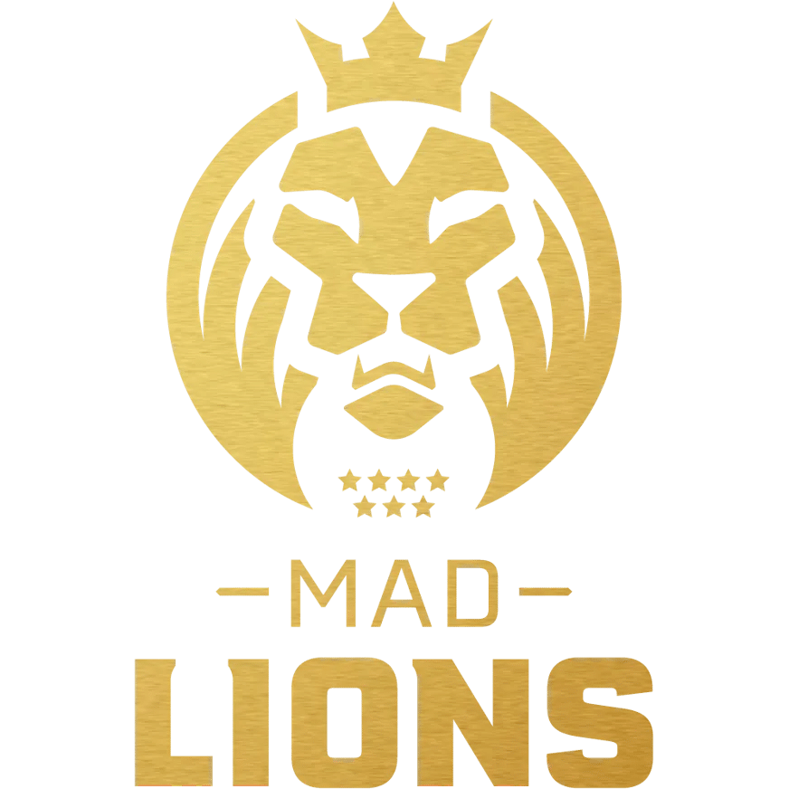 League of Legends - MAD Lions Logo