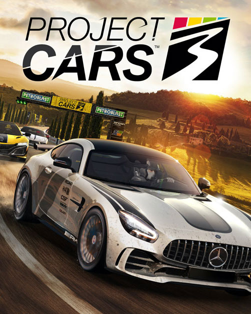Cover - Project CARS 3