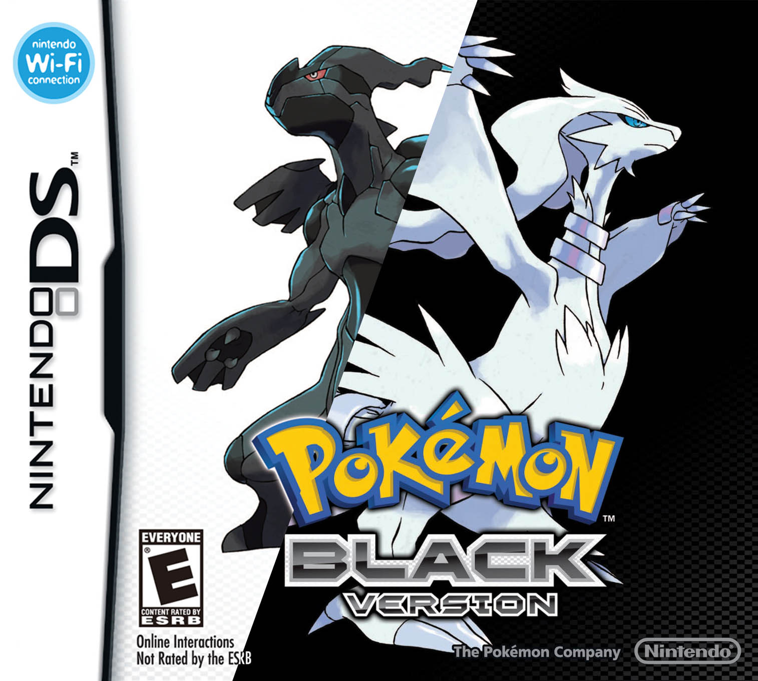 Cover - Pokémon Black /White