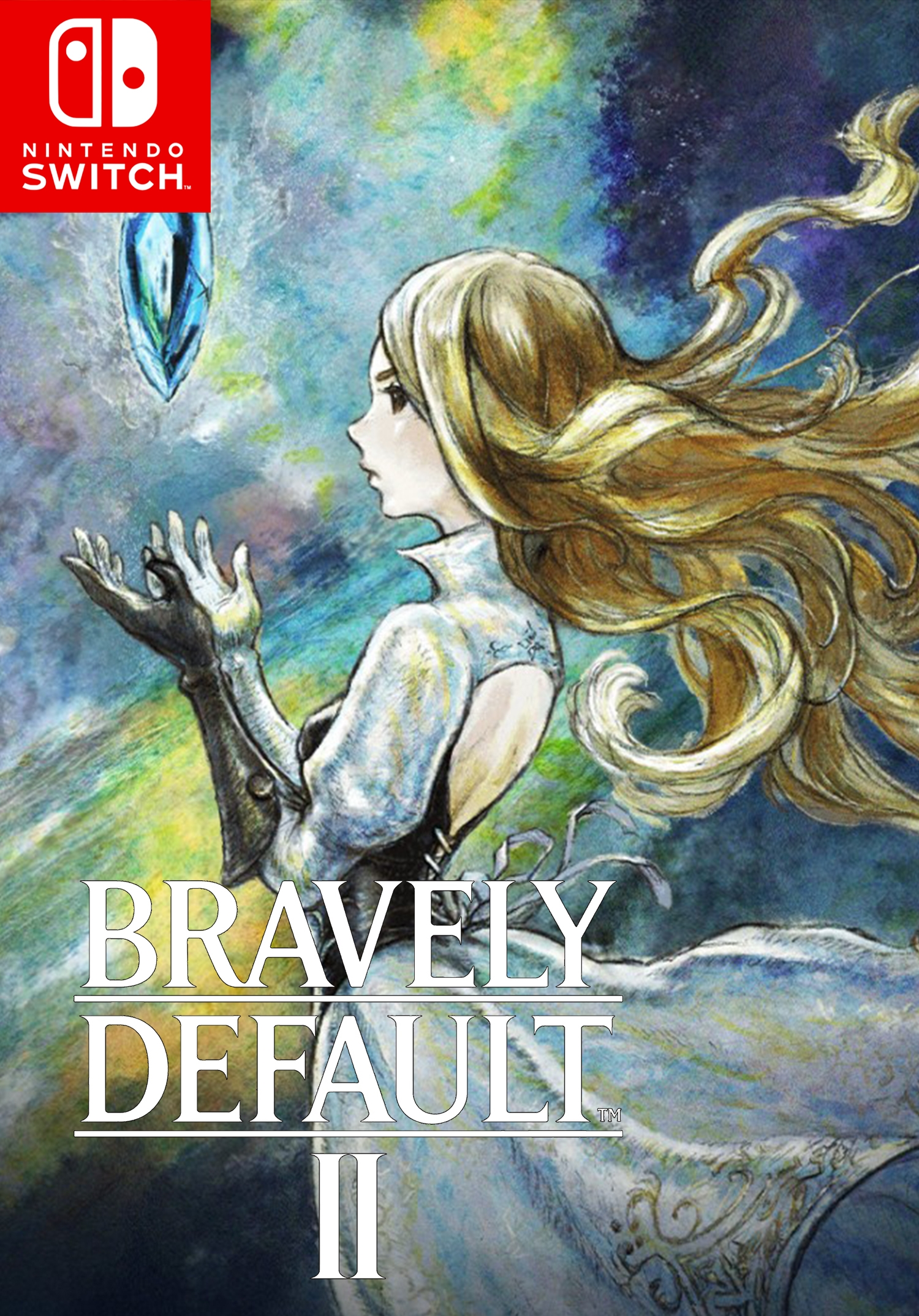 Cover - Bravely Default 2