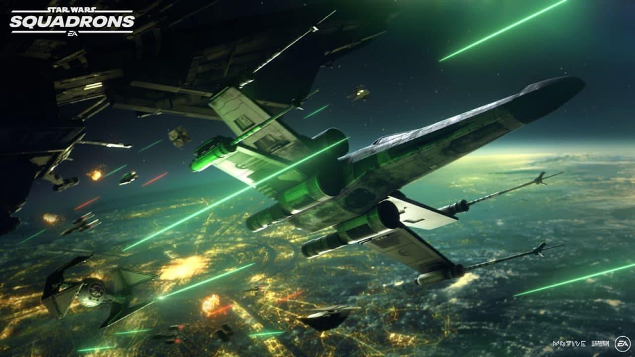 Star Wars: Squadrons   Pixel Vault