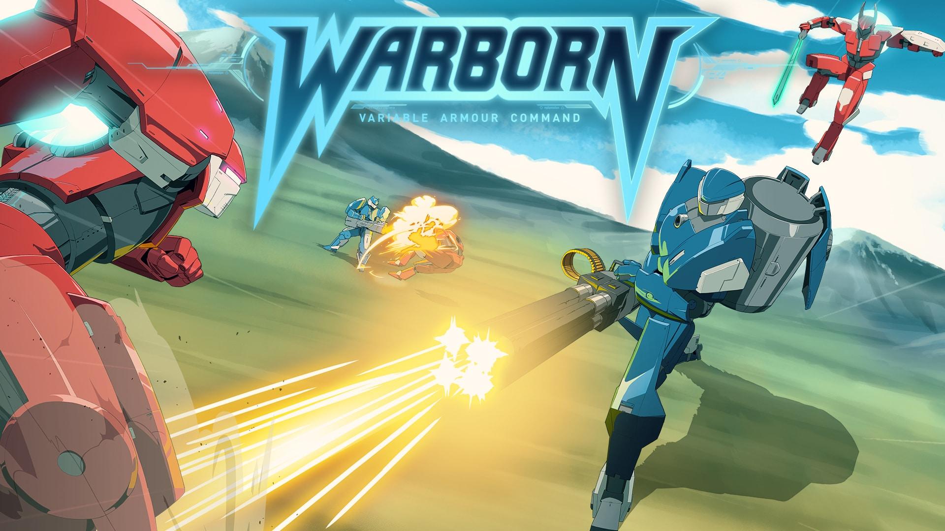 Warborn | Pixel Vault