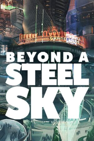 Cover - Beyond a Steel Sky