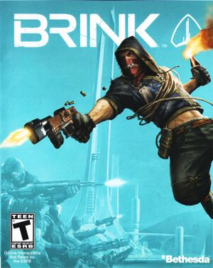 Cover - Brink
