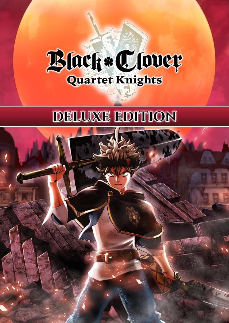 Cover - Black Clover: Quartet Knights