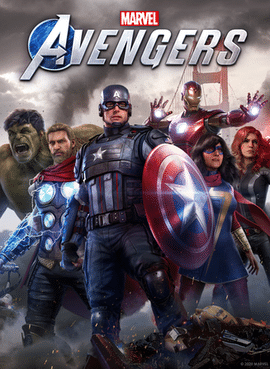Cover - Marvel's Avengers