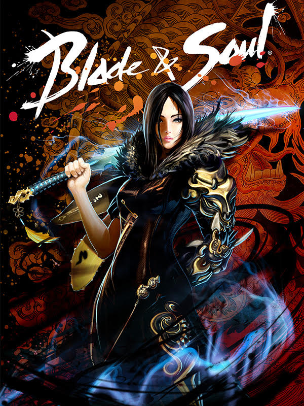 Cover - Blade & Soul
