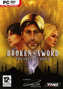 Cover - Broken Sword: The Angel of Death