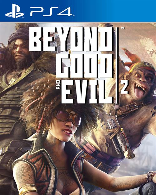 Cover - Beyond Good and Evil 2