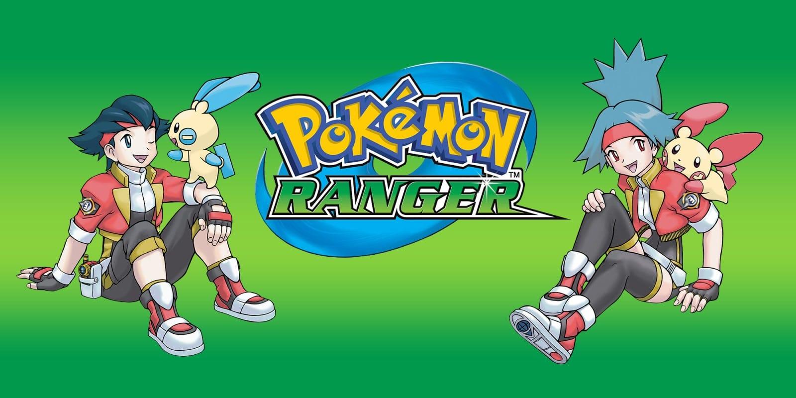Pokemon Ranger | Pixel Vault