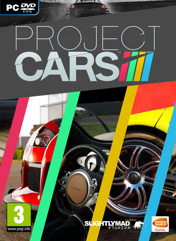 Cover - Project CARS