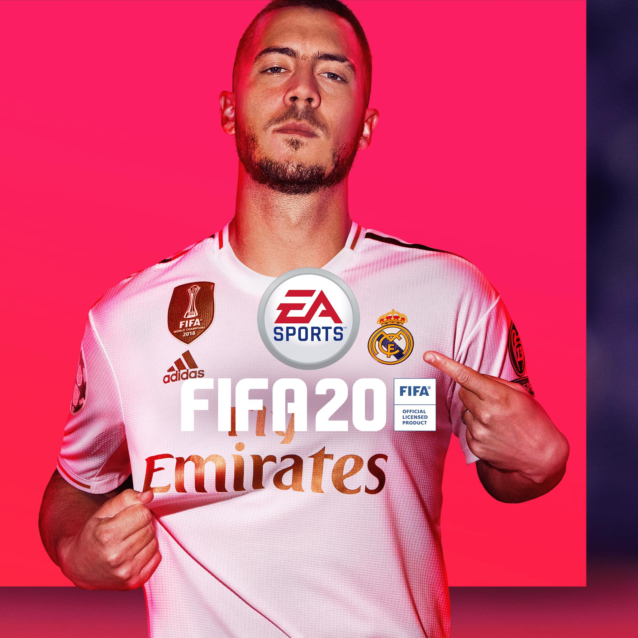 Cover - Fifa 20