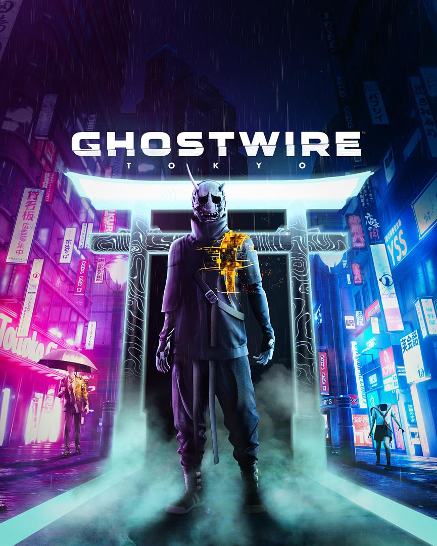 Cover - GhostWire: Tokyo