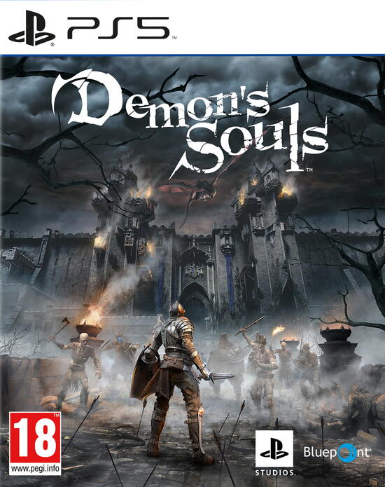 Cover - Demon's Souls Remake