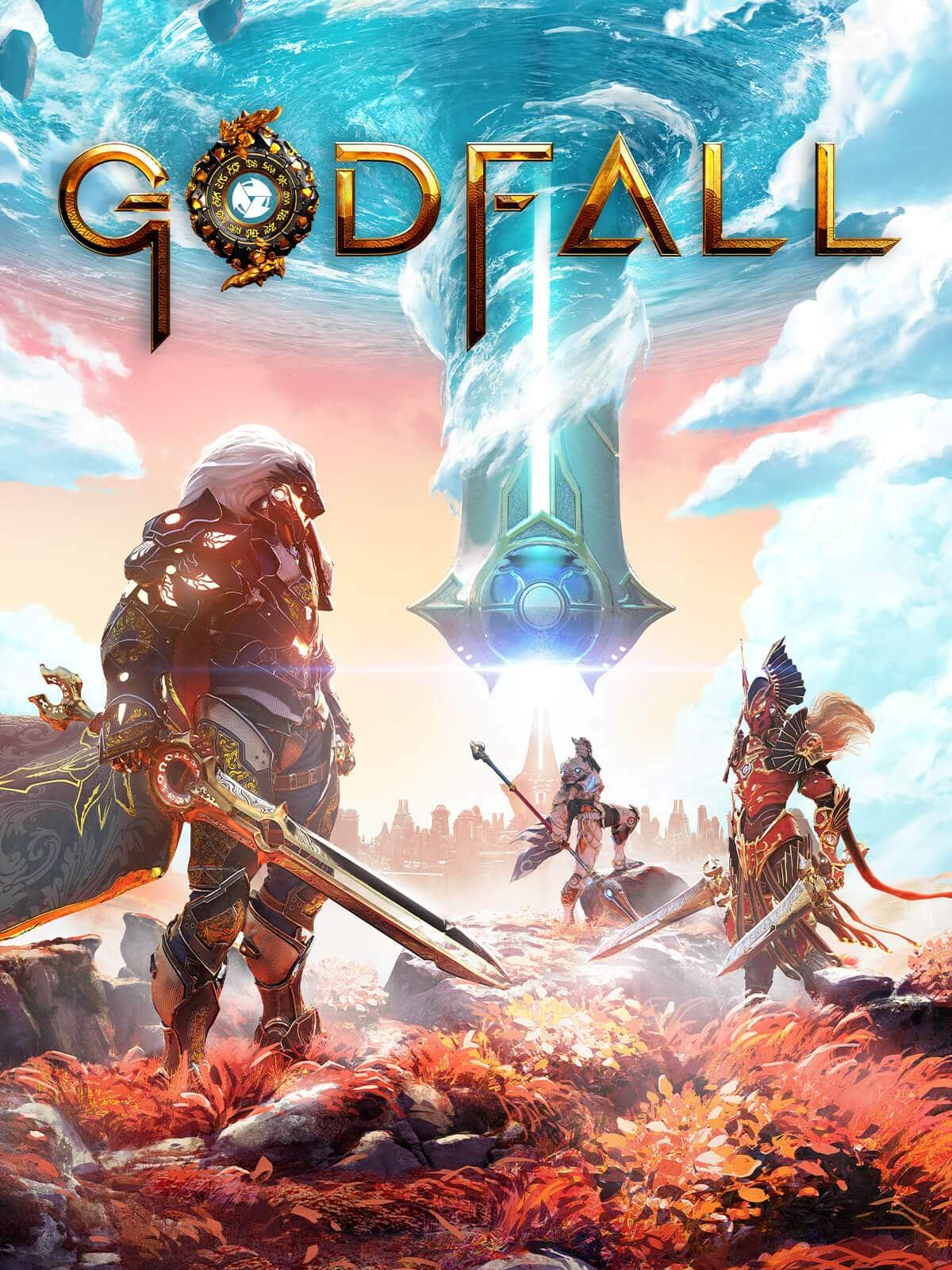 Cover - Godfall