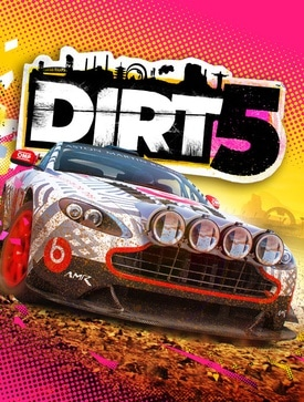 Cover - Dirt 5