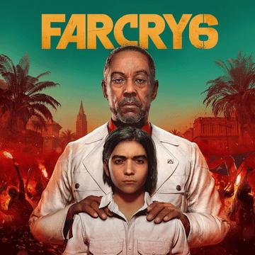 Cover - Far Cry 6