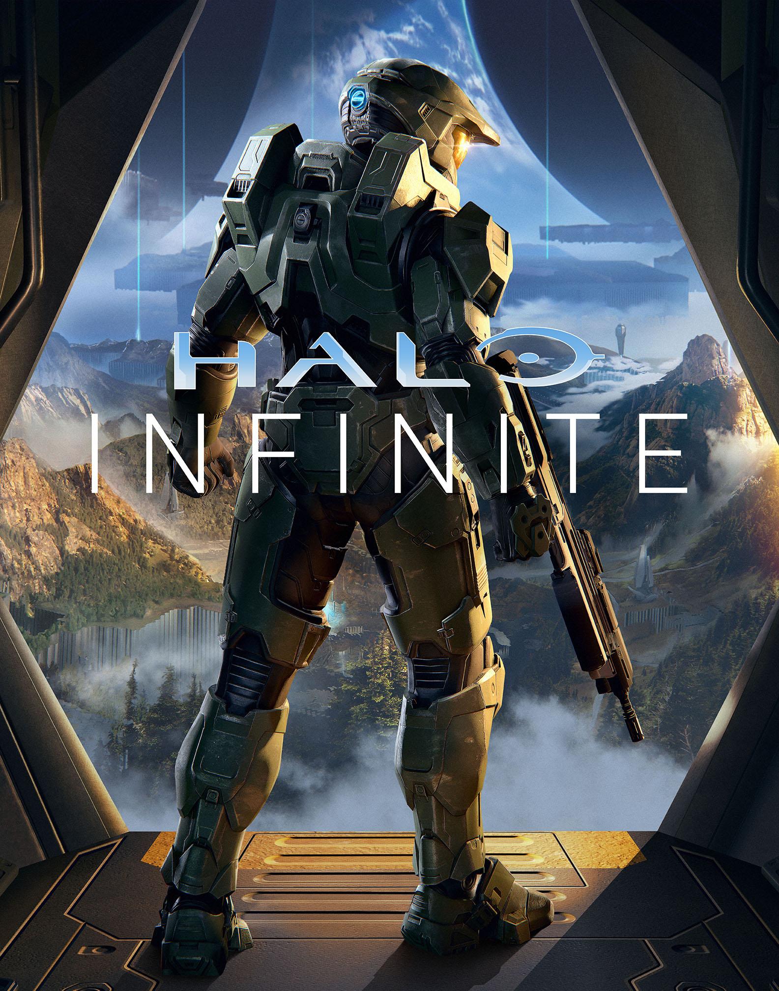 Cover - Halo Infinite