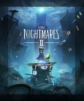 Cover - Little Nightmares 2