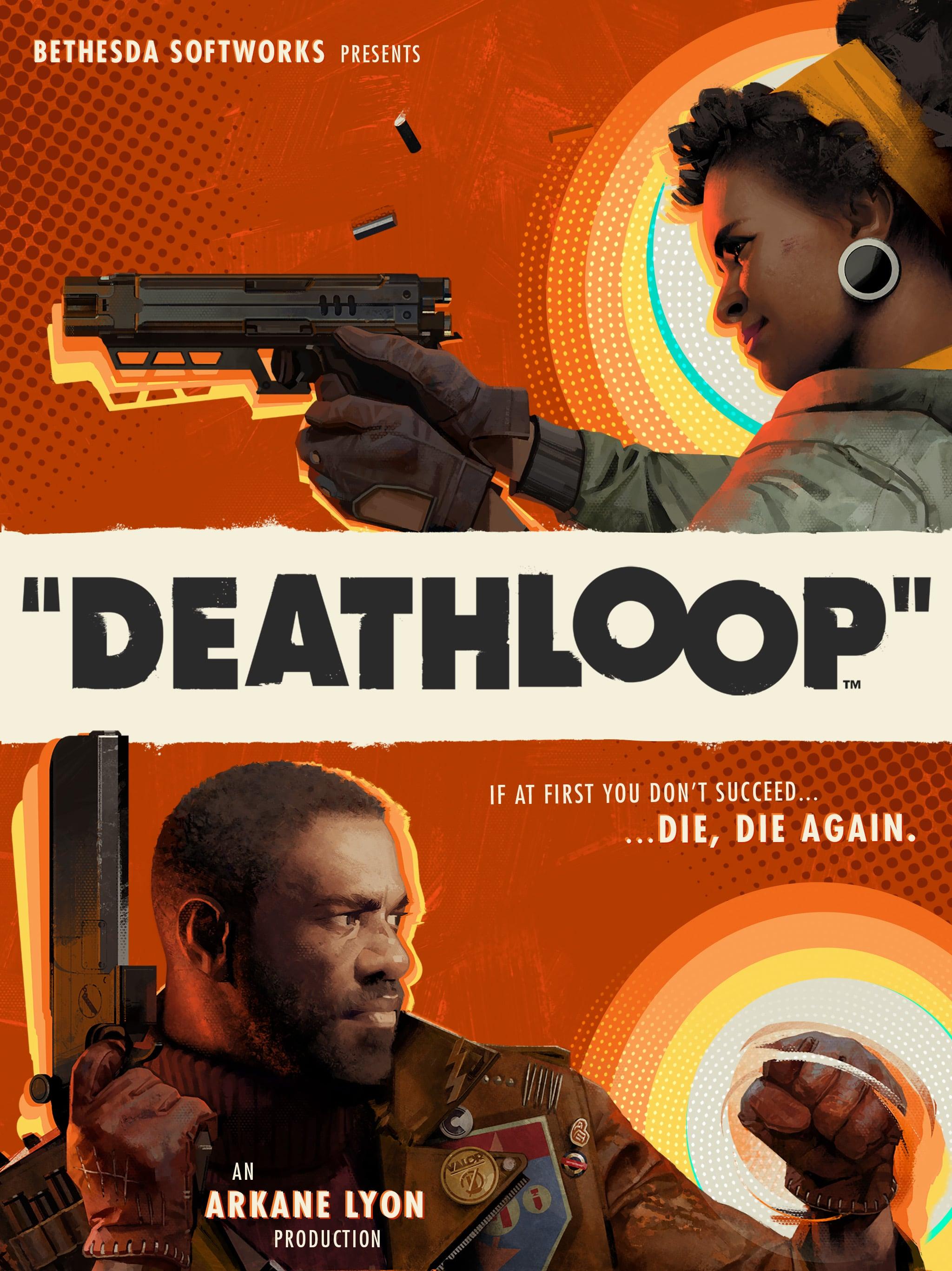 Cover - Deathloop