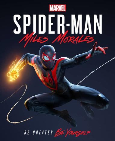 Cover - Marvel's Spider-Man: Miles Morales