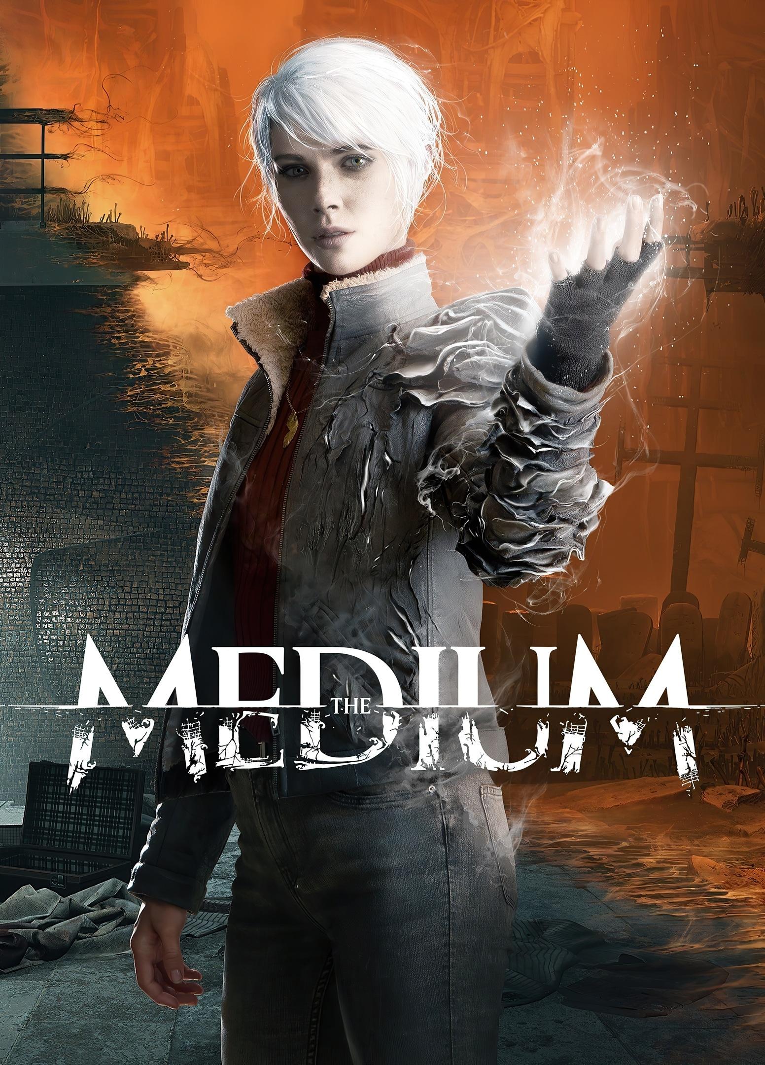 Cover - The Medium