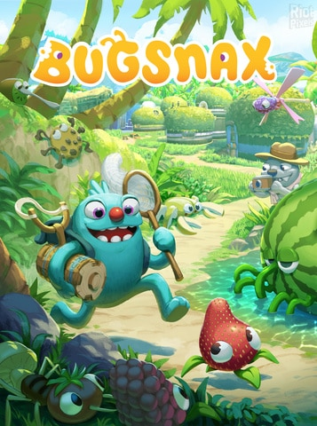 Cover - Bugsnax