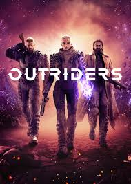 Cover - Outriders
