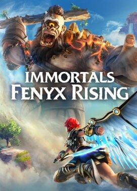 Cover - Immortals Fenyx Rising