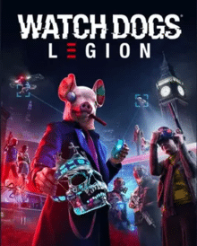 Cover - Watch Dogs Legion